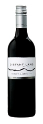 Distant Land Merlot/Malbec 2006, Hawkes Bay, North Island Bottle
