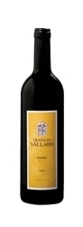 Quinta Do Vallado Vinho Tinto 2005, Doc Douro Bottle