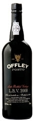 Offley Late Bottled Vintage Port 2000, Btld. In 2004 Bottle