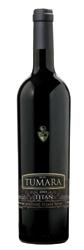 Tumara Titan 2003, Wo Stellenbosch Bellevue Estate Bottle
