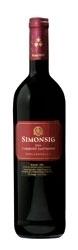 Simonsig Cabernet Sauvignon 2004, Wo Stellenbosch Bottle
