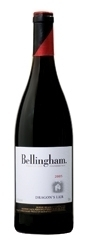 Bellingham Dragon's Lair 2005, Wo Coastal Region Bottle