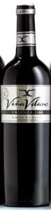 Viña Vilano Crianza 2004, Do Ribera Del Duero Bottle