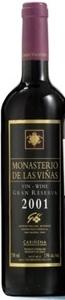 Monasterio De Las Viñas Gran Reserva 2001, Do Cariñena (Grandes Viños Y Viñedos) Bottle