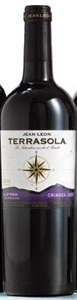 Jean Leon Terrasola Syrah/Garnacha Crianza 2005, Do Catalunya Bottle