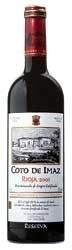 Coto De Imaz Rioja Reserva 2001, Doca Bottle