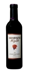 Ironstone Cabernet Sauvignon 2005, California Bottle