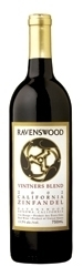 Ravenswood Vintners Blend Zinfandel 2007, California Bottle