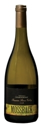 Mossback Unoaked Chardonnay 2006, Russian River Valley Jl Giguiere Bottle