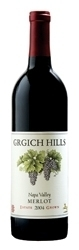 Grgich Hills Merlot 2004, Napa Valley, Estate Grown Bottle