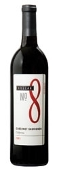 Cellar No. 8 Cabernet Sauvignon 2005, California Asti Winery Bottle