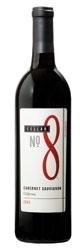 Cellar No. 8 Cabernet Sauvignon 2005, California Asti Winery Bottle