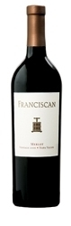 Franciscan Merlot 2004, Napa Valley Bottle