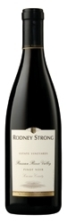 Rodney Strong Estate Pinot Noir 2007, Russian River Valley, Sonoma County Bottle