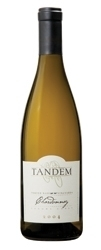 Tandem Porter Bass Vineyards Chardonnay 2004, Sonoma Coast Bottle