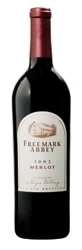 Freemark Abbey Merlot 2002, Rutherford, Napa Valley Bottle