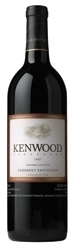 Kenwood Cabernet Sauvignon 2005, Sonoma County Bottle