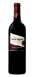 Napa Ridge Cabernet Sauvignon 2006, Napa Valley Bottle