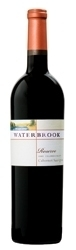 Waterbrook Reserve Cabernet Sauvignon 2005, Columbia Valley Bottle