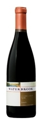Waterbrook Syrah 2005, Columbia Valley Bottle