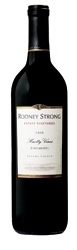Rodney Strong Knotty Vines Zinfandel 2006, Sonoma County Bottle