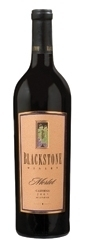 Blackstone Merlot 2005, California Bottle