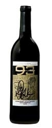 Nhl Alumni Doug Gilmour Signature Cabernet Sauvignon 2005, California (Ironstone Vineyards) Bottle
