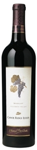 Canoe Ridge Vineyard Merlot 2004, Columbia Valley, Estate Grown Bottle