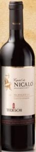 Tedeschi Capitel Dei Nicalo Valpolicella Classico Superiore 2006, Doc, Appassimento Breve Bottle