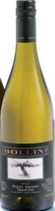 Bollini Pinot Grigio 2007, Doc Trentino Bottle