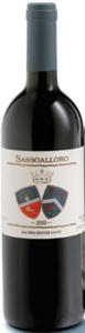 Biondi Santi Sassoalloro 2005, Igt Toscana Bottle