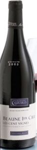 Domaine Cauvard Beaune Cent Vignes 2005, Ac 1er Cru Bottle