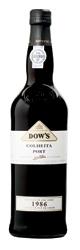 Dow's Colheita Tawny Port 1986, Btld. 2008 Bottle
