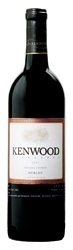 Kenwood Merlot 2005, Sonoma County Bottle