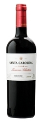 Santa Carolina Barrica Selection Gran Reserva Carmenère 2006, Rapel Valley Bottle