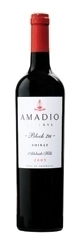 Amadio Reserve Block 2a Shiraz 2005, Adelaide Hills, South Australia Bottle