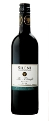 Sileni The Triangle Merlot 2006, Hawkes Bay, North Island Bottle