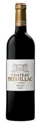 Château Preuillac 2005, Ac Médoc Bottle