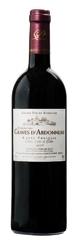 Domaine Des Graves D'ardonneau Cuvée Prestige 2005, Ac Premières Côtes De Blaye (Rey Simon Et Fils, Prop. Récolt.) Bottle