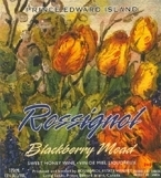 Rossignol Estate Blackberry Mead 2006, Prince Edward Island Bottle