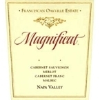 Franciscan Estate Magnificat 2004 Bottle