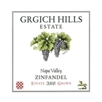 Grgich Hills Zinfandel 2005, Napa Valley, Estate Grown Bottle
