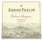 Joseph Phelps Cabernet Sauvignon 2005, Napa Valley (1500ml) Bottle