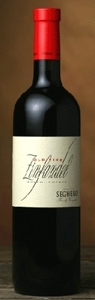 Seghesio Old Vine Zinfandel 2005, Sonoma County Bottle