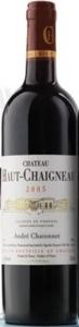 Château Haut Chaigneau 2005, Ac Lalande De Pomerol, Cuvée Prestige, André Chatonnet Bottle