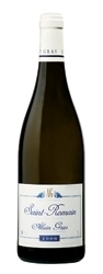 Alain Gras Saint Romain Blanc 2006, Ac Bottle