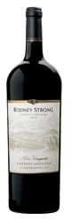 Rodney Strong Single Vineyard Cabernet Sauvignon 2002, Alexander Valley, Alden Vineyards Bottle