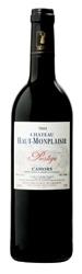 Château Haut Monplaisir Prestige 2004, Ac Cahors Bottle
