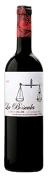 La Báscula Turret Fields Monastrell/Syrah 2005, Do Jumilla Bottle