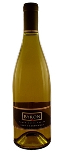 Chardonnay Byron Santa Maria (Kendal Jackson) 2006, Santa Barbara, Central Coast, Estate Grown And Btld. Bottle